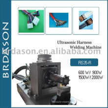 Ultrasonic welding machine for harness